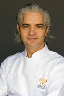 Xavier Mathieu ;chef