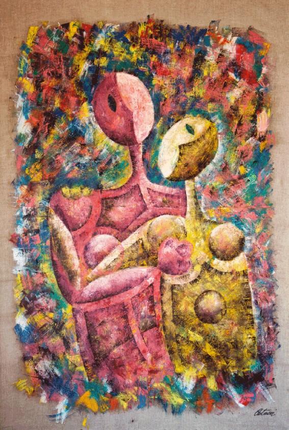 The Embrace - B Version - Cesare Catania.jpg