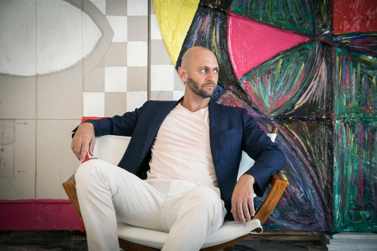 Cesare Catania contemporary artist - LD