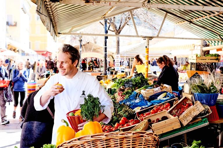 GHF Chef Executive Yoric Tièche Market