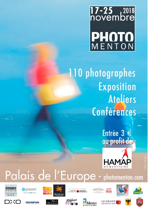 Affiche Festival PHOTOMENTON 2018