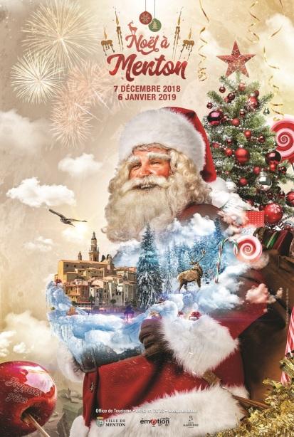 Affiche Noël 2018