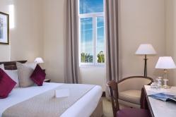 Chambre - Hôtel West End Nice - Photo Francis Vauban 01