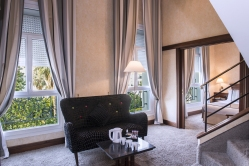 Chambre - Hôtel West End Nice - Photo Francis Vauban 02