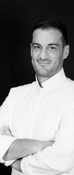 Giovanni Amato nommé Chef des Cuisines des Airelles