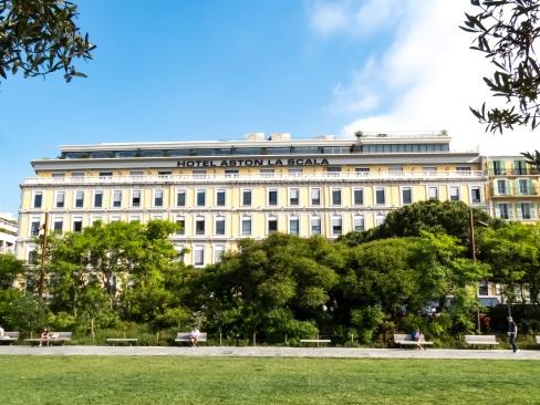 Hôtel Aston La Scala Nice - Photo Eric Barnabé