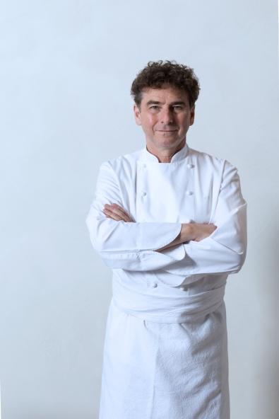 grill - franck cerutti, chef exécutif (c) benjamin vergely