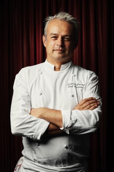 portrait chef fabrice giraud © romain buisson