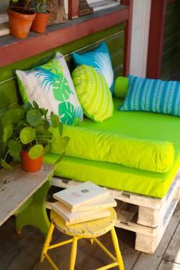 veranda kit palette ambiance