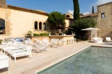 Hotel du Vieux Castillon - Castillon du Gard - juillet 2018