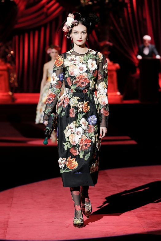 Dolce&Gabbana_Woman's Fashion show FW19-20_FIRST SELECTION (10)
