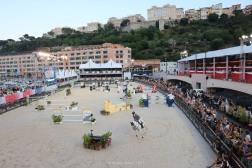 LGCT of Monaco - Public, arena view, vip - Monaco, Port Hercule, 30 June 2018 - ph.Mario Grassia/LGCT