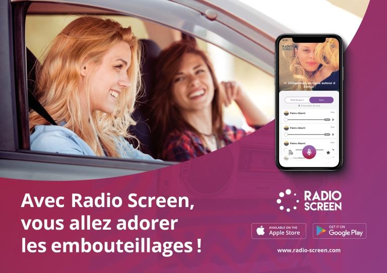 Radio screen 05