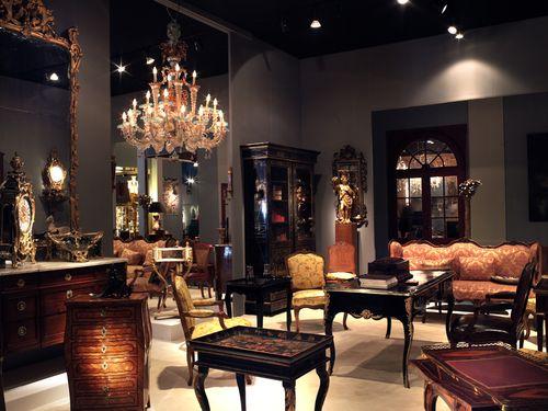 Salon Antiquites Antibes - Galerie Ares