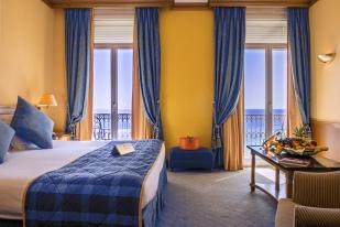 Chambre - Hôtel West End Nice - Photo Francis Vauban 04