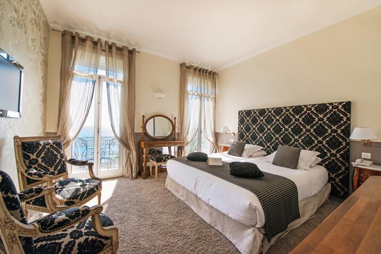 Chambre - Hôtel West End Nice - Photo Hughes Lagarde 04