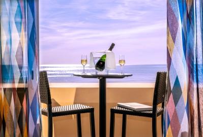 Chambre LaCroix - Hôtel West End Nice - Photo Hughes Lagarde 03