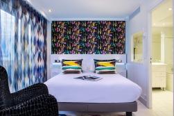 Chambre LaCroix - Hôtel West End Nice - Photo Hughes Lagarde 04