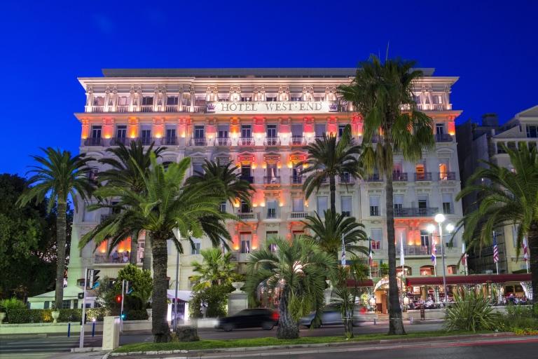 Hôtel West End Nice - Photo Francis Vauban 02