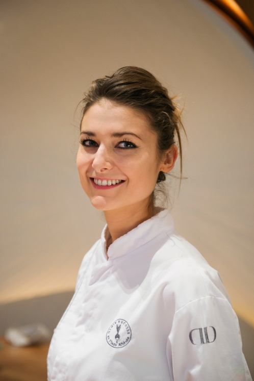 Jessica Préalpato - Plaza Athénée (c) Benjamin Schmuchk