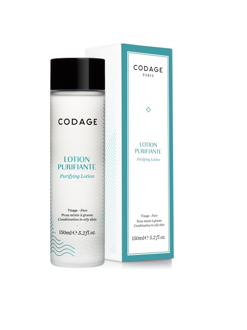 Codage Paris_lotion+box_purifiante