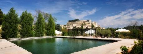 La piscine naturellle près du Cabanon des Amoureux