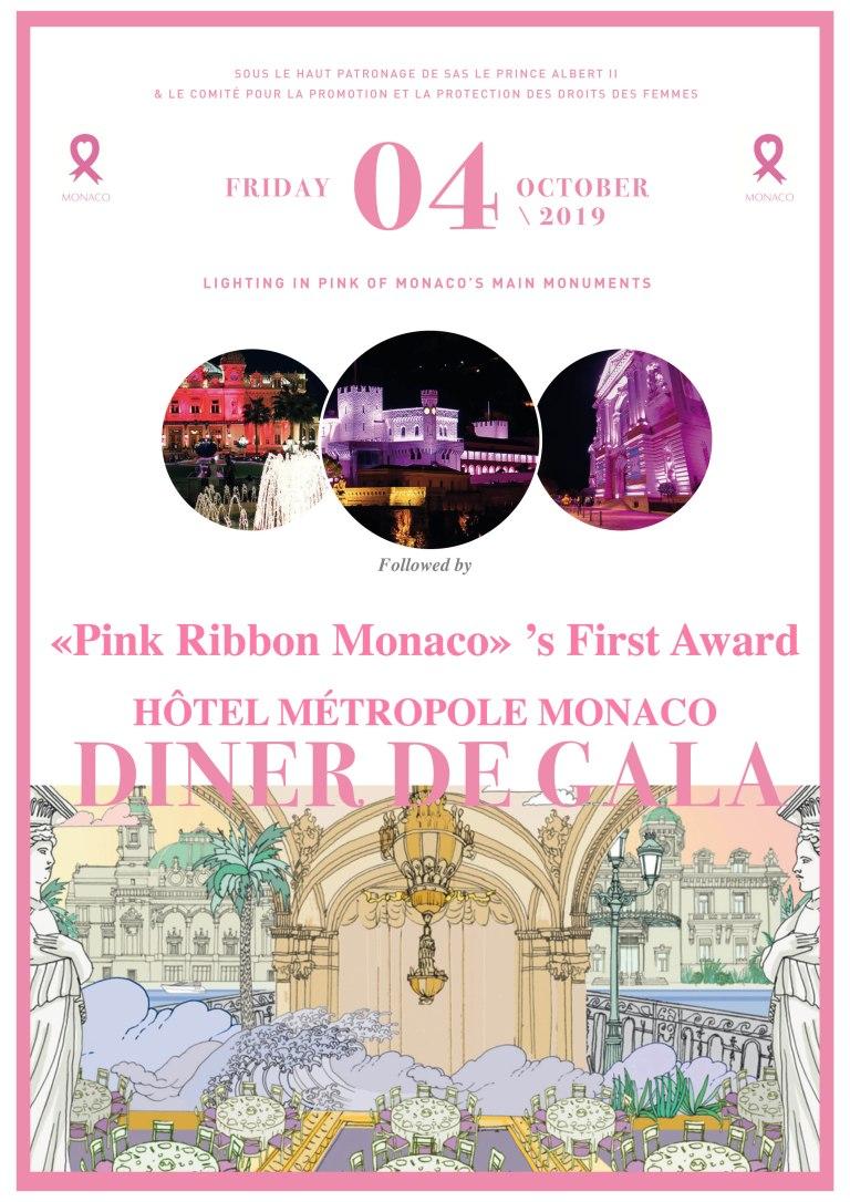 Pink Ribbon - 4 octobre