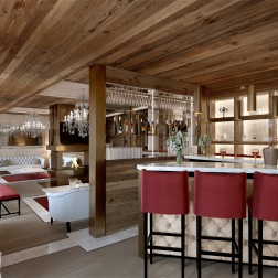 Ultima Courchevel Lobby