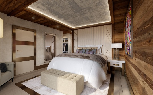 Ultima Courchevel Suite