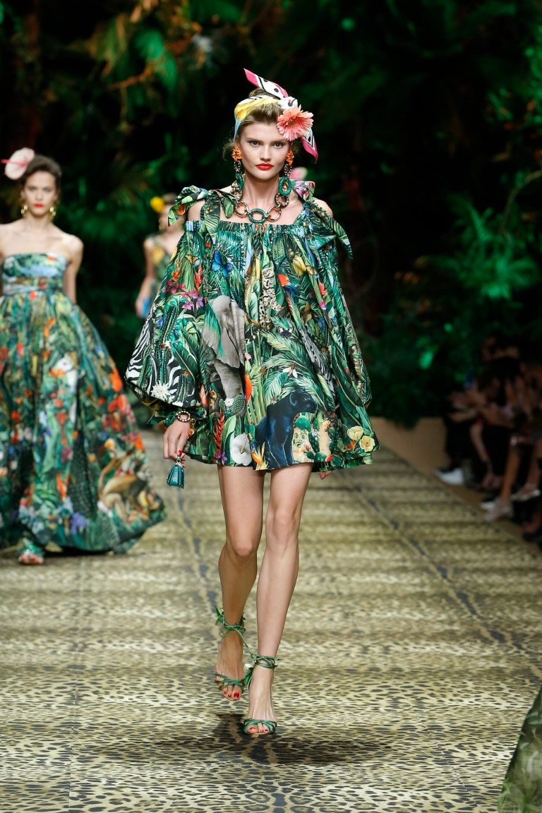 Dolce&Gabbana_Women's fashion show_SS20_Runway (23)