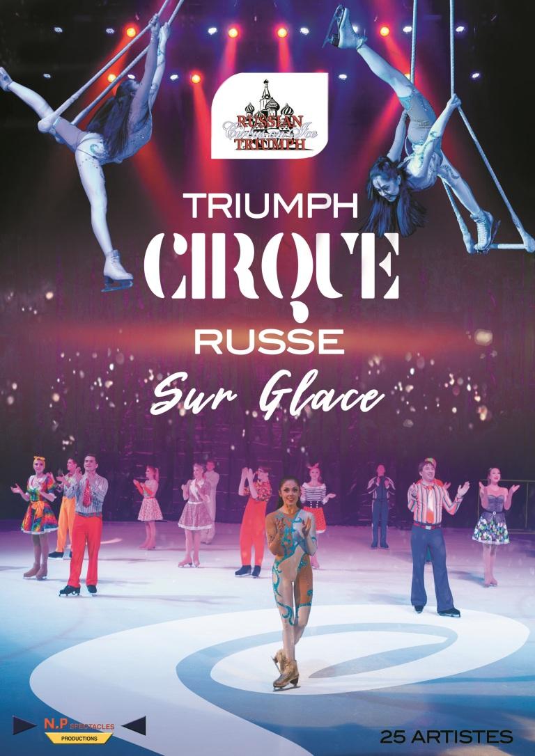 affiche Cirque